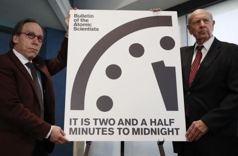 Doomsday Clock 2017