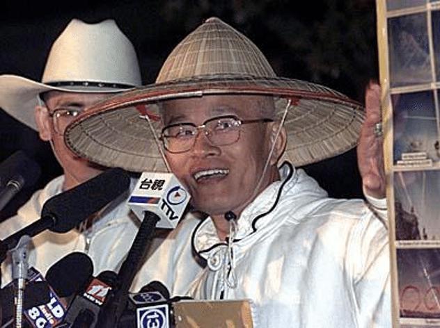 Hon Ming Chen mendirikan gerakan True Way (dok. Accidental Factory)