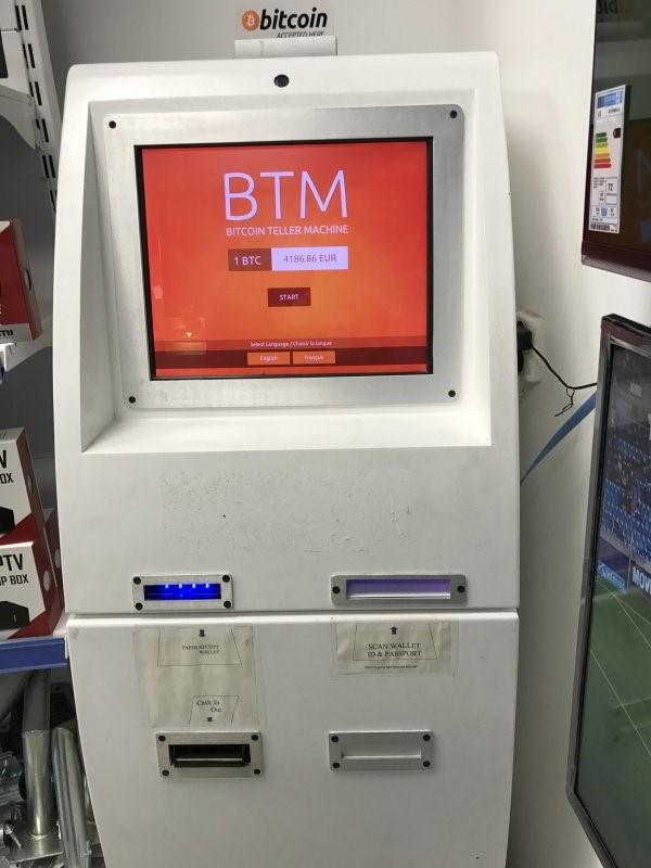 Bitcoin ATM Netherlands
