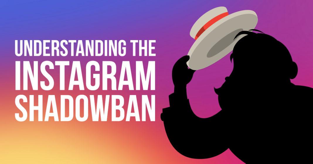 instagram Shadowban ban