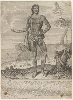 Prince Giolo Polynesian Tattoo