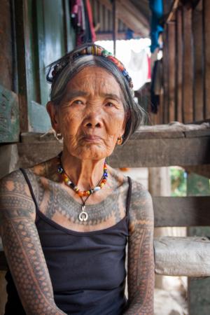 Polynesian Tattoo artist