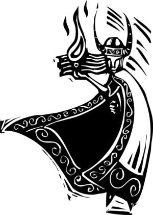 Loki Tattoo