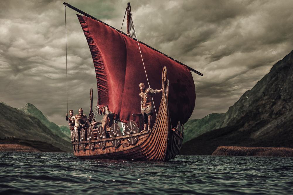 61a3a796811d1 Viking Tattoos: Were the Vikings even Tattooed?