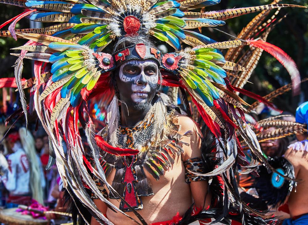 Pre-hispanic Day of the Dead